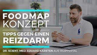 Fodmap Konzept | Tipps gegen einen Reizdarm - Dr. Eduard Karsten