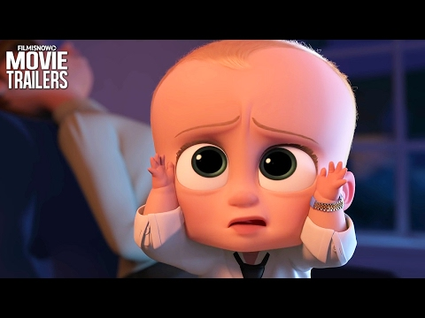 The Boss Baby discusses diapers, food, emotions and love in new promo clips