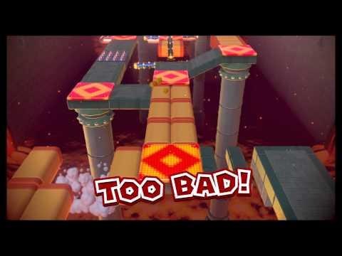 Super Mario 3D World Part 10: Too Bad!