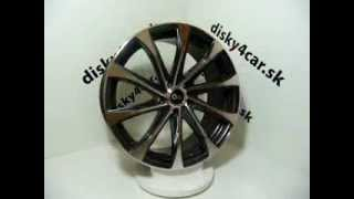 Hliníkové disky, alu disky, elektrony