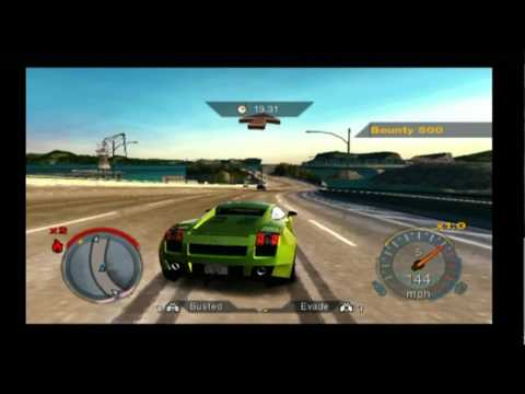 Need for Speed Undercover PS2 - opening - YouTube Ps2 Need For Speed