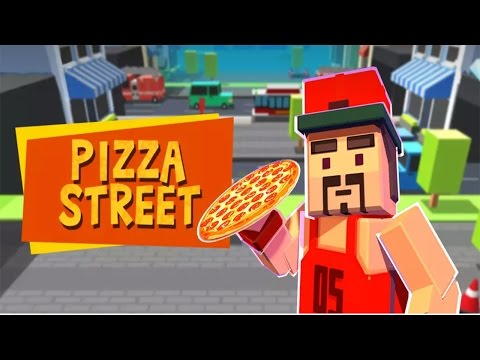 Pizza Street - Deliver pizza! Android Gameplay ᴴᴰ