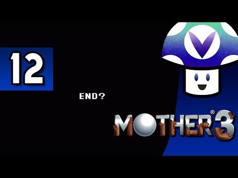 [Vinesauce] Vinny - Mother 3 (part 12 Finale) + Art!