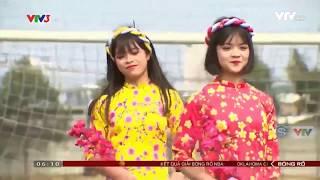Những nữ cầu thủ Việt Nam - Cá tính và nữ tính | VTV24