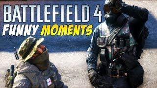 Battlefield 4 - Funny Moments! #2