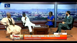 Osun Election: INEC Threatens To Publish Names Of Vote Buyers  Sunrise Daily 