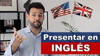 cómo hacer presentaciones en inglés business english exercices and presentations