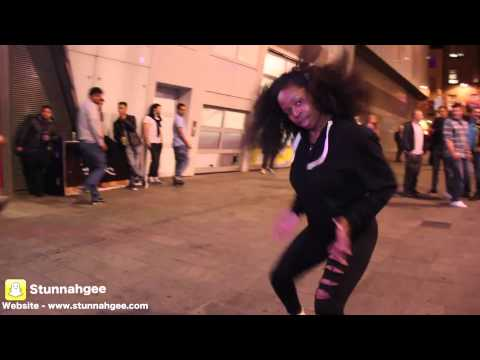 Stunnah Gee - Baby Le Freestyle Dance by Team Afrika
