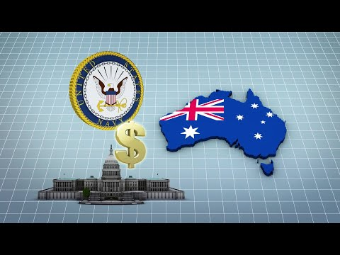 U.S. Planning To Build New Naval Base In Australia