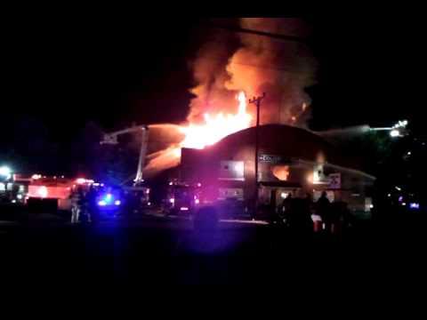 Benld Coliseum fire: part 2