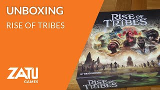 Rise of Tribes Unboxing
