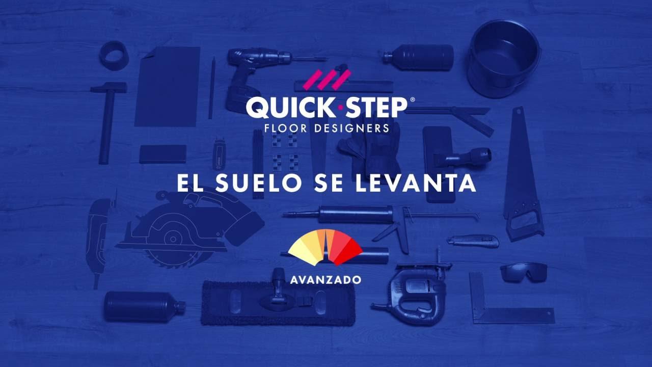 Corregir suelos laminados levantados tutorial de quick - Suelos laminados quick step ...