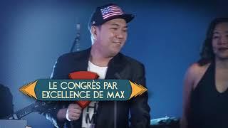 Croisière du Congrès 2018 de Max