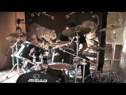 Blood Red Skies - Judas Priest - Drum Cover