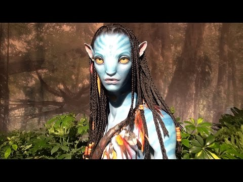 Thumbnail: World of Avatar FULL Booth Tour at Disney D23 Expo 2015 - Pandora NEW Land at Animal Kingdom