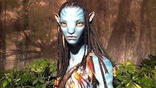 World of Avatar FULL Booth Tour at Disney D23 Expo 2015 - Pandora NEW Land at Animal Kingdom