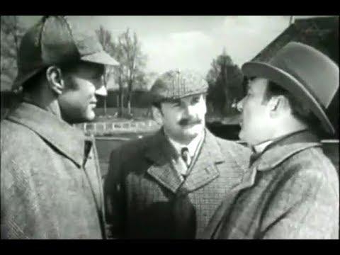 Sherlock Holmes Movie - The Case of the Pennsylvania Gun (1954)
