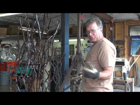 How to Apply a Linseed Oil Finish on Metal - Kevin Caron