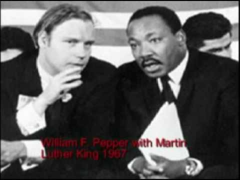 The Assassination Of Dr Martin Luther King With William F