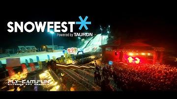 Snowfest Festival 2020 @ Szczyrk / Fly-Cam.Fun