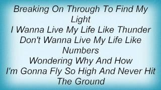 Eiffel 65 - Life Like Thunder Lyrics