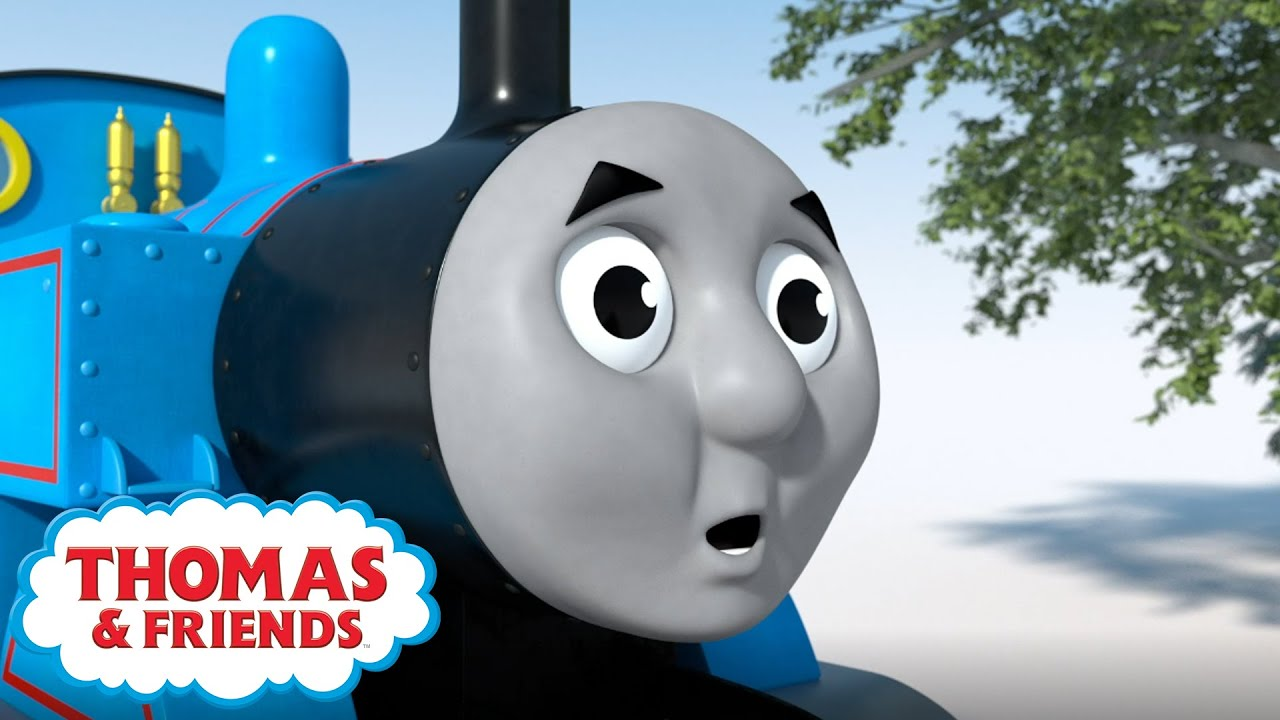 Thomas and the Monkeys | Cartoon Compilation | Magical Birthday Wishes | Thomas & Friends™ | Trains