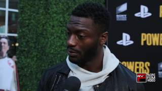 Exclusive Interview   Aldis Hodge says Noah of Underground may come out like a beast for season 2