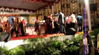 Dayanand Sagar Institutions Graduation Day 2010 Fight/Fiasco