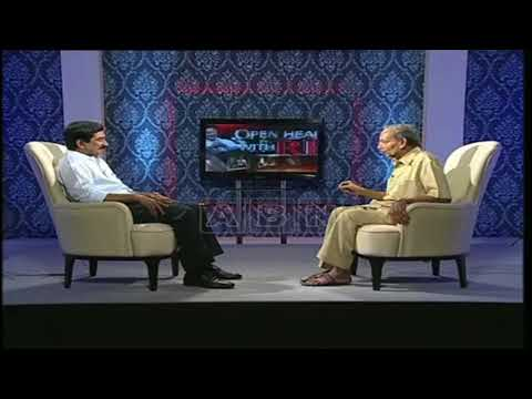 Legendary Mimicry Artiste Nerella Venumadhav About Sarvepalli Radhakrishnan | Open Heart With RK
