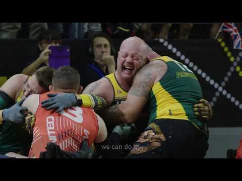 Highlights of #InvictusGames Sydney 2018