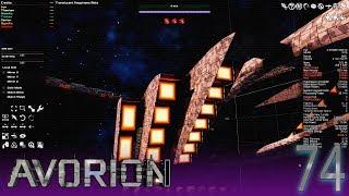 Catapult  Battleship Build pt 5 | Avorion #74