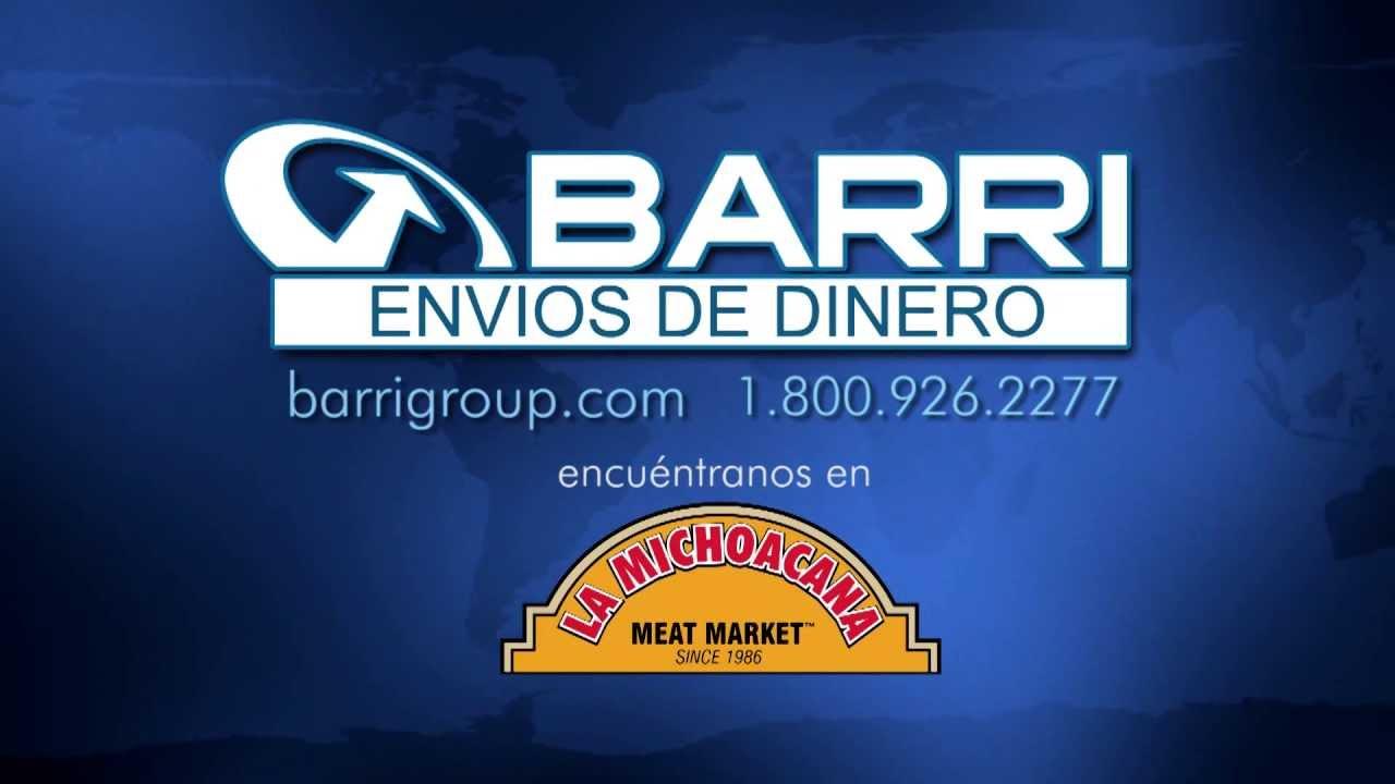 Barri Envíos De Dinero A México You