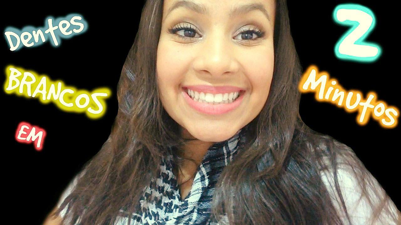 Tirar Amarelo Dos Dentes Em 2 Minutos Clareamento Em Casa Youtube