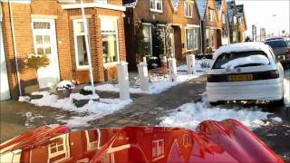 convertible on Christmasday 2010