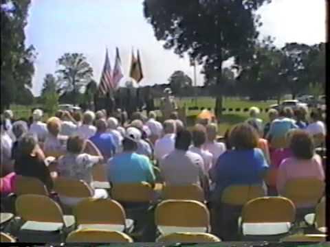 817th Tank Destroyer Battalion Reunion - 1991