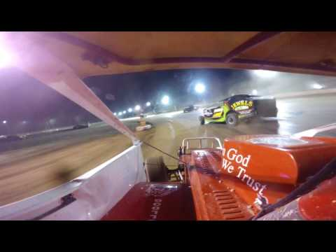 Albany Saratoga Speedway Feature 8/4/2017