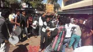 Salman khan fan club Solapur, Dabangg2 first day first show Part-2