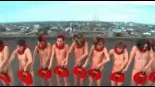 Клип японских голых мальчиков с веерами MusVid net