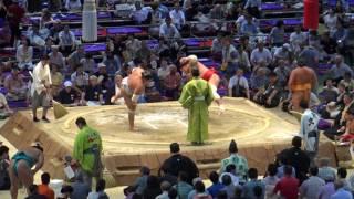 平成29年7月場所10日目取組結果一覧 (外部サイト:Sumo Reference) ht...