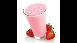 Рецепт Смузи вкусный - Молочный Коктейль!