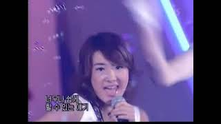 [라이브] 쥬얼리 - Again, 2002