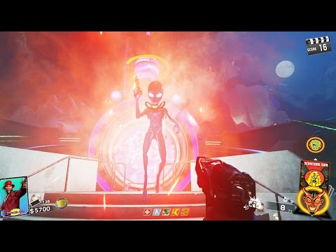Thumbnail: INFINITE WARFARE ZOMBIES - MAIN EASTER EGG BOSS FIGHT GAMEPLAY WALKTHROUGH (ZOMBIES IN SPACELAND)