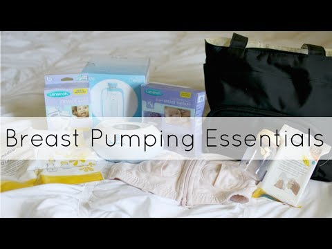 ESSENTIAL BREAST PUMP ACCESSORIES! | totallyblushing