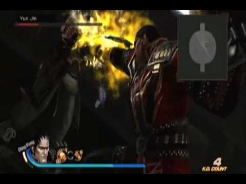 [Dynasty Warriors 7][Wu]Ding Feng[EX][Musou Attacks]