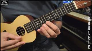 You are my Sunshine [Melody Ukulele Cover/Lesson with TABs/Scores]
