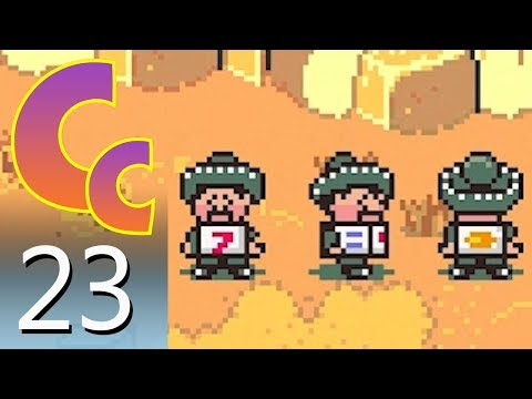 EarthBound – Episode 23: Dune and Dusty