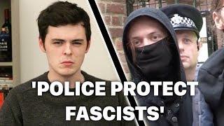 Ridiculous Protestors Shut Down Speech In Oxford (Steve Bannon)