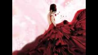 ساموزين الورد الاحمر