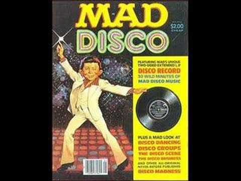 MAD Disco - Barely Alive