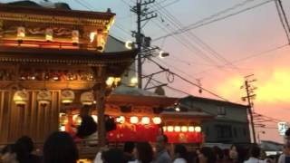 入野村祭り